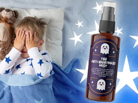 Parents love this 'anti-nightmare' spray and now you can make it at home