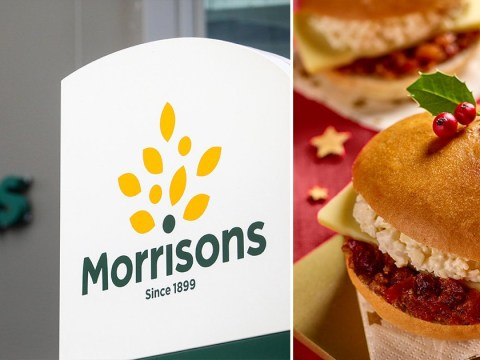 Morrisons is releasing a mince pie flavour sandwich for Christmas