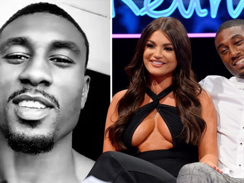 Love Island's Ovie Soko remaining positive with a little help from Rihanna after India Reynolds split