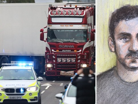 Lorry driver charged with killing 39 migrants 'part of global people smuggling ring'