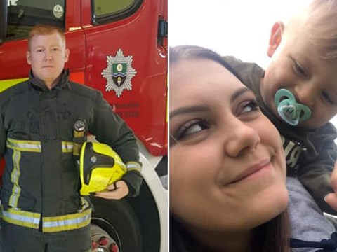 Firefighter attends fatal crash to discover victim is his own niece
