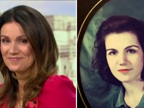 Susanna Reid compared to Disney princess as she shares stunning school photo