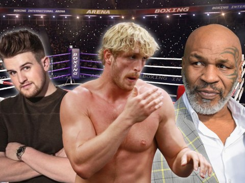 Logan Paul's YouTube friend Ben Phillips hints at Mike Tyson and Miley Cyrus attending KSI fight
