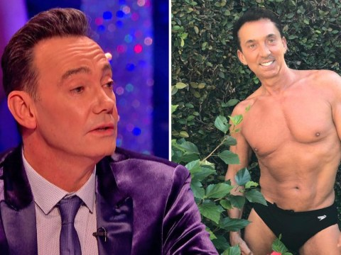 Strictly's Craig Revel Horwood mercilessly trolls Bruno Tonioli over shirtless selfies