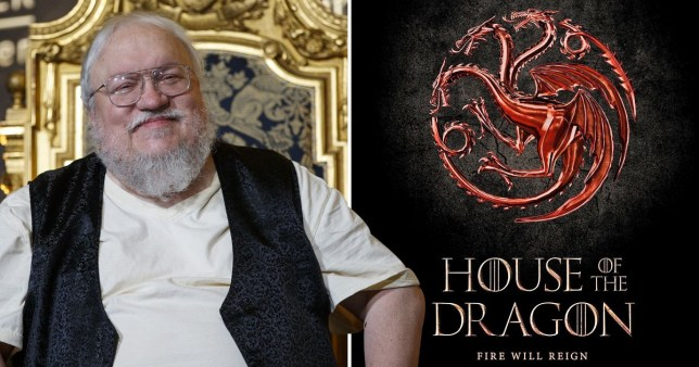 Game of Thrones scribe George RR Martin and HBO's House of the Dragon