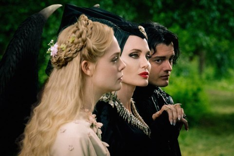 What Relation Is Aurora To Maleficent In Angelia Jolie S