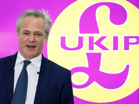 Ukip leader Richard Braine quits after less than three months in charge