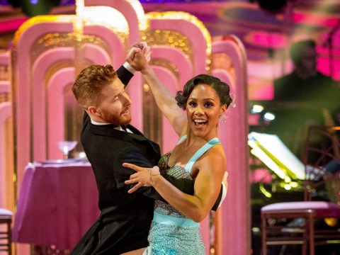 Why is Neil Jones not on Strictly Come Dancing this week?