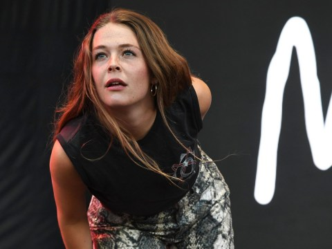 Maggie Rogers hits back after hecklers tell her to 'take her top off' on stage