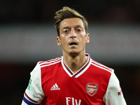 Ian Wright backs Mesut Ozil in ongoing battle with Arsenal manager Unai Emery