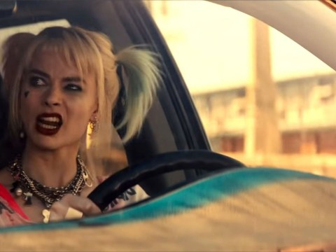 Birds of Prey trailer has arrived and Harley Quinn is as insane as ever