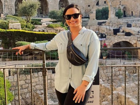 Demi Lovato 'extremely frustrated' as she's forced to apologise for praising Israel