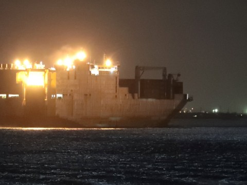 Stowaways threatened terrified cargo ship captain while chucking poo at his sailors