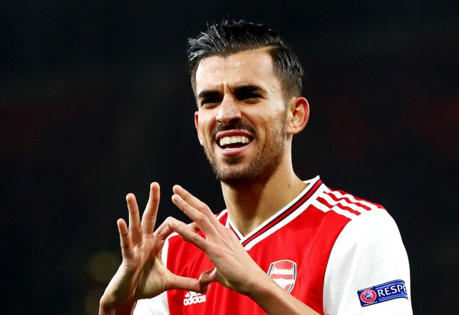 Dani Ceballos has hailed Arsenal boss Unai Emery