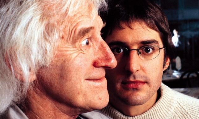Louis Theroux on liking Jimmy Savile BBC