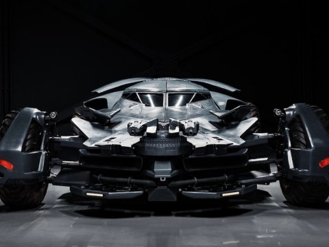 Batmobile supercar with mounted 'machine gun' could be yours for cool £686,000