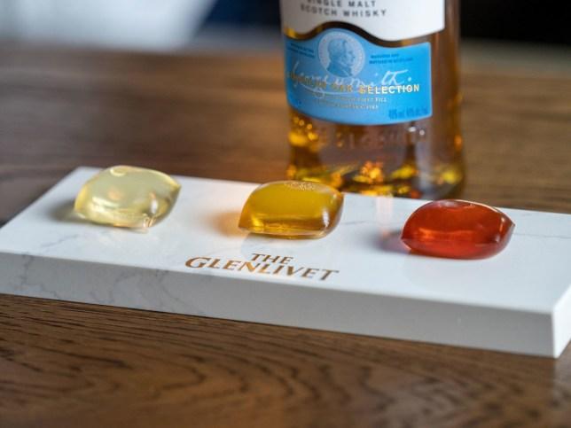 Glenlivet Whisky get on the Tide Pod Challenge bandwagon