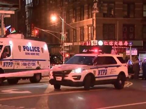 Four homeless men dead in New York killing spree