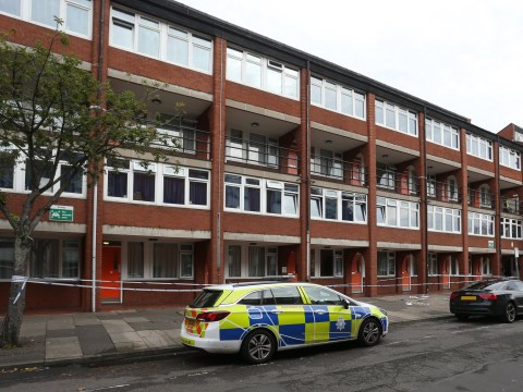 Teen left with 'life-threatening injuries' after falling from student halls balcony