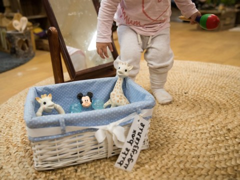 Children who bite others at nursery given 'bite box' to distract them