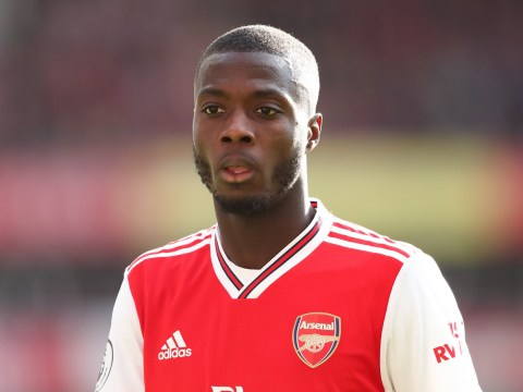 Arsene Wenger fires warning to Nicolas Pepe after his slow start at Arsenal