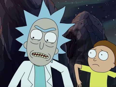 Who are the special guests in Rick and Morty season 4?
