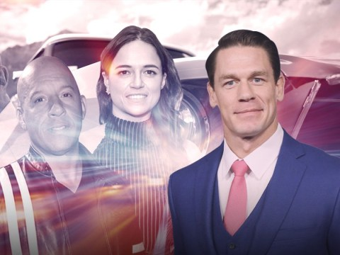 John Cena had to 'earn the respect' of the Fast and Furious family ahead of new movie