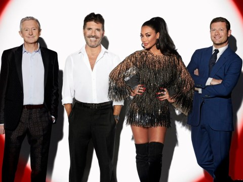 X Factor: Celebrity's Dermot O'Leary brands Nicole Scherzinger most 'committed' judge