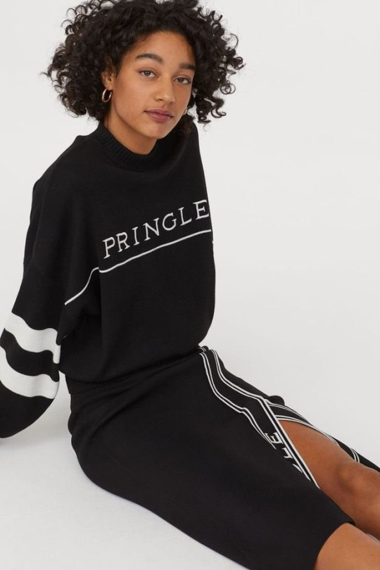 H&M x Pringle of Scotland's new collection