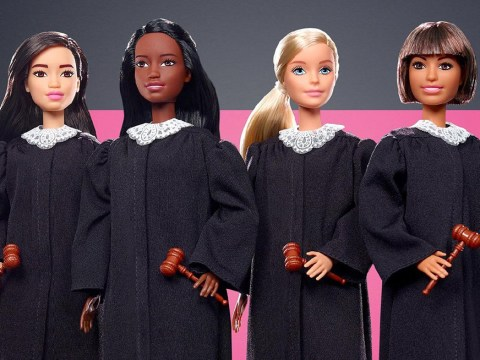 There's now a Judge Barbie doll to encourage girls to explore different careers