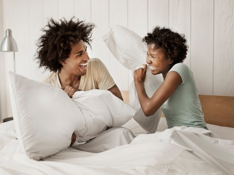 Premier Inn is using 400,000 of their old pillows for a pillow fight club