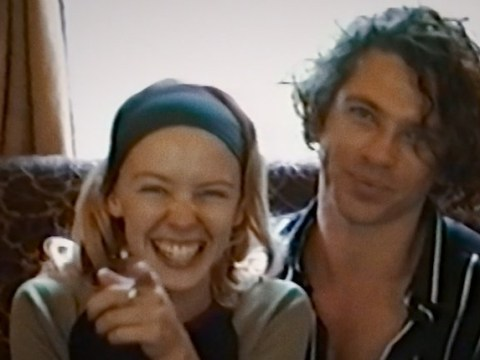 Kylie Minogue admits Michael Hutchence 'awakened her desire' in unseen scenes from documentary