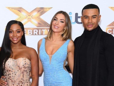 Simon Cowell asks Love Island contestants 'who's hooked up' on X Factor: Celebrity and it's awkward