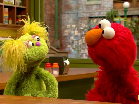 Sesame Street are educating kids on addiction and recovery in landmark clip