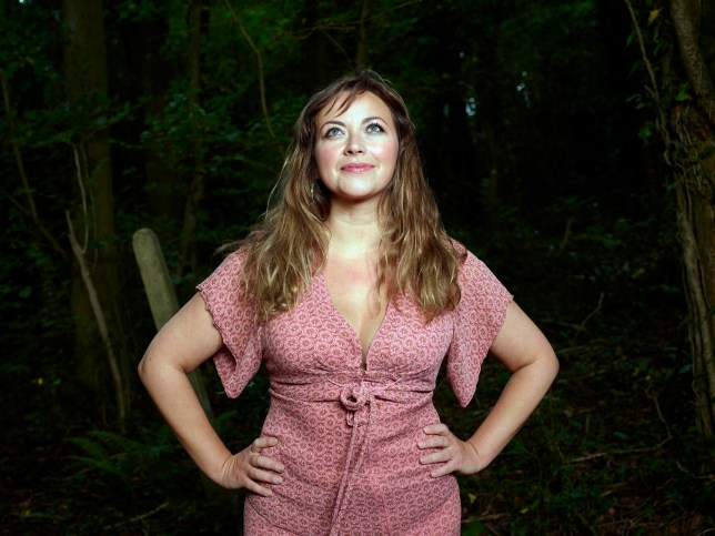 Charlotte Church in Charlotte Church: My Family and Me