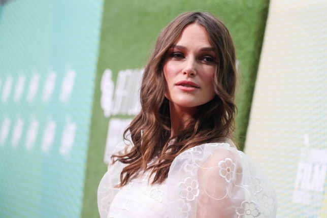 Keira Knightley recalls being driven to a 'mental breakdown' after being hounded by paparazzi
