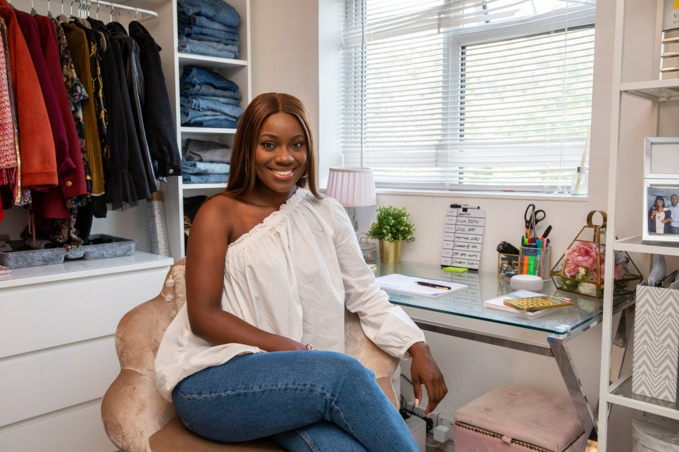 What I Own: Jade, a 26-year-old blogger who saved a £27,000 deposit for a two-bedroom flat in Harrow