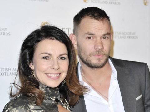 Benidorm star Julie Graham marries toyboy lover Davy Croket after tragic death of husband