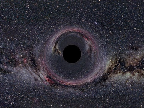 A new type of tiny stealth black hole could be lurking close to Earth