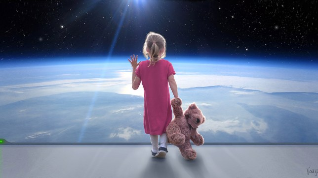 First baby could be born in space within 12 years, expert claims