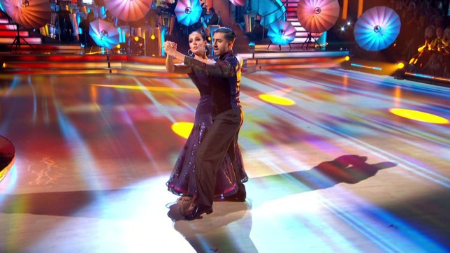 Karim Zeroual and Amy Dowden perform for the judges on 'Strictly Come Dancing'. Broadcast on BBC One Featuring: Karim Zeroual, Amy Dowden When: 12 Oct 2019 Credit: Supplied by WENN **WENN does not claim any ownership including but not limited to Copyright, License in attached material. Fees charged by WENN are for WENN's services only, do not, nor are they intended to, convey to the user any ownership of Copyright, License in material. By publishing this material you expressly agree to indemnify, to hold WENN, its directors, shareholders, employees harmless from any loss, claims, damages, demands, expenses (including legal fees), any causes of action, allegation against WENN arising out of, connected in any way with publication of the material.**