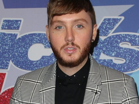 James Arthur fan caught watching football match during concert and we're kind of impressed