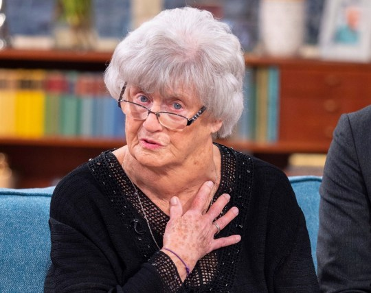 Editorial use only Mandatory Credit: Photo by Ken McKay/ITV/REX (10122031i) Eileen Jolly 'This Morning' TV show, London, UK - 27 Feb 2019 EILEEN JOLLY: THE 88 YEAR OLD WHO HAS CHANGED THE FACE OF AGE DISCRIMINATION One hard-working grandmother is Britain?s oldest person to win an age discrimination case. Eileen Jolly, now 88, was marched out of work and sacked from her NHS job in January 2017, when she was 86. Bosses told the former secretary that she had made serious errors and could not be retrained. After working at the Royal Berkshire Hospital for 25 years Eileen says she was left ?degraded? and ?humiliated?, turning to antidepressants and hiding the truth from her family. She joins us, alongside her lawyers, to share her story.