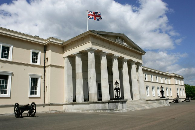 Female cadet found hanged at Sandhurst 'thought she was going to be discharged'