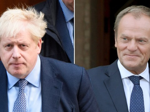 Boris Johnson sends EU extension request but says 'it isn't from him'