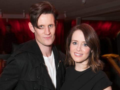 The Crown's Matt Smith and Claire Foy ultimate work husband and wife as they reunite for new play
