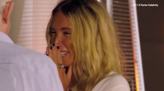 Megan McKenna sobs as she makes X Factor finals