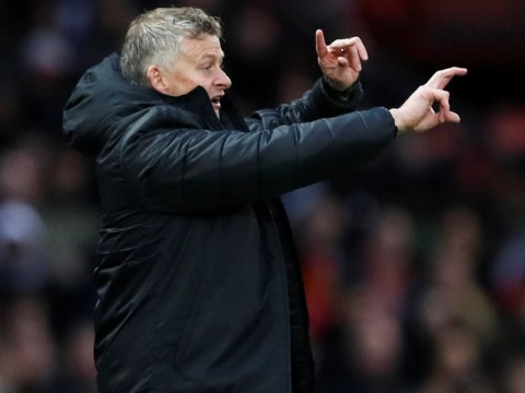 Ole Gunnar Solskjaer aims dig at Liverpool players after draw with Manchester United