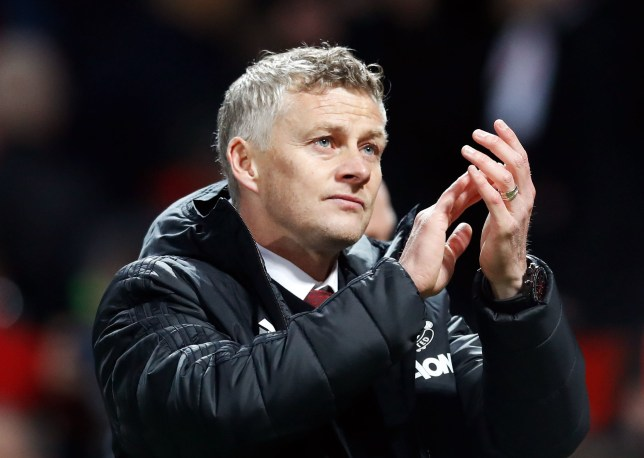 Ole Gunnar Solskjaer hit back at complaints from Liverpool's players over Manchester United's goal at Old Trafford