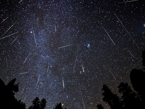 What time and where to watch the Orionids meteor shower in the UK tonight